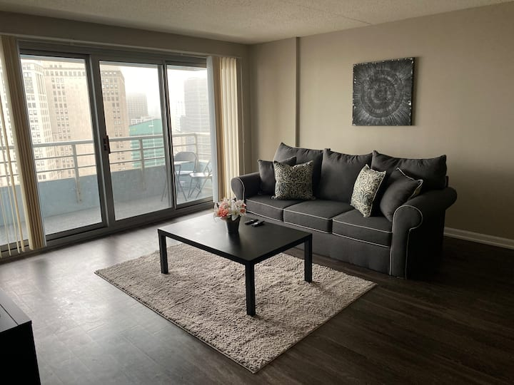 Cozy Fully Furnished 1Bed 1Bath Apartment