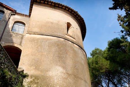 Palazzo Storico nel fascino di Sabina 27 posti - Casperia - Istana
