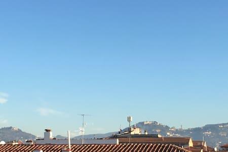 Lorenzo's view da Firenze