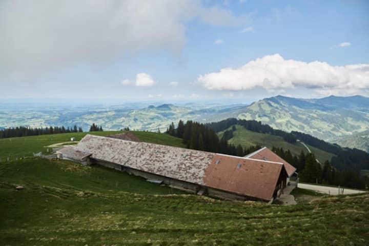 Alp Grosser Schwyberg