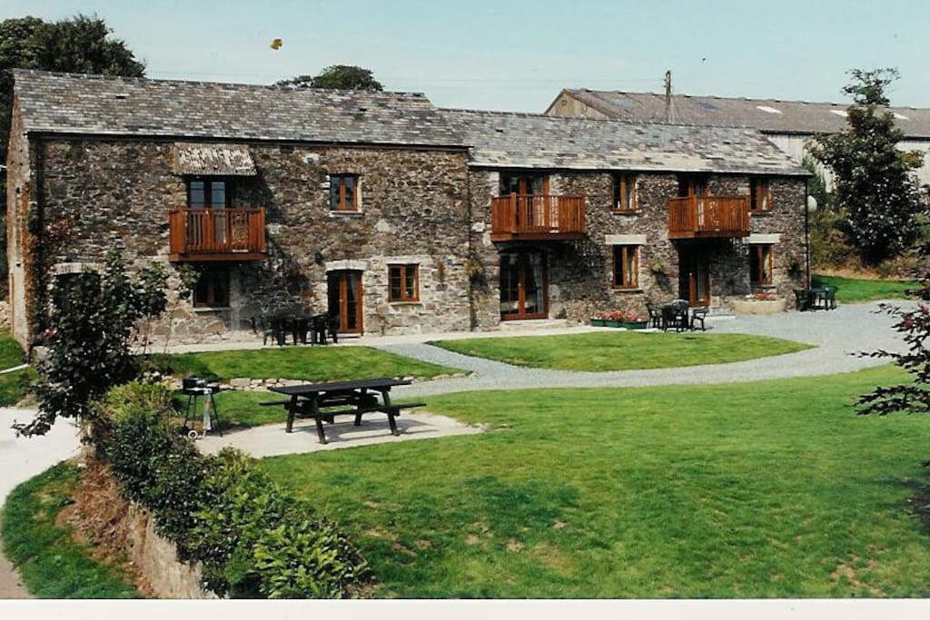 Markwell Farm Holiday Cottages
