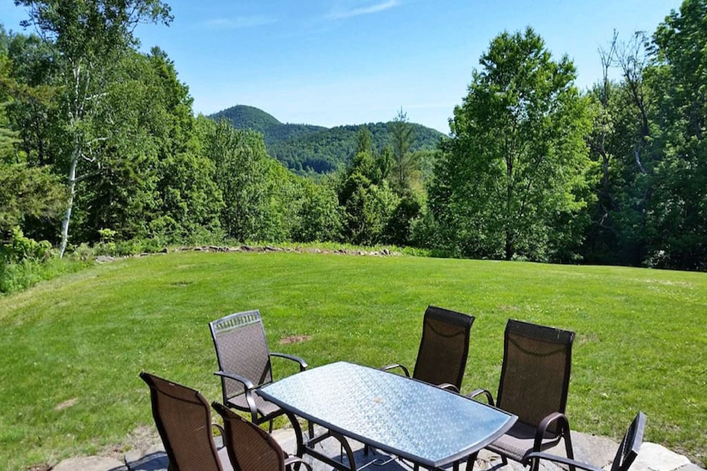 Experience the serenity of small-town New England in this vacation rental home.