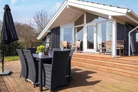 Stunning Holiday Home in Jutland near Sea