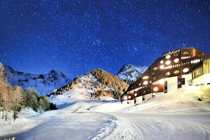 4 star holiday home in Kurzras