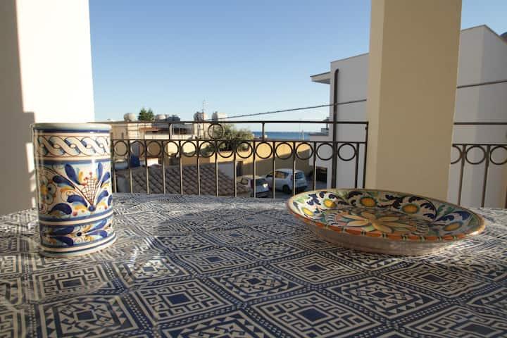 Dimora del Sole-Intero appartamento vicino al mare