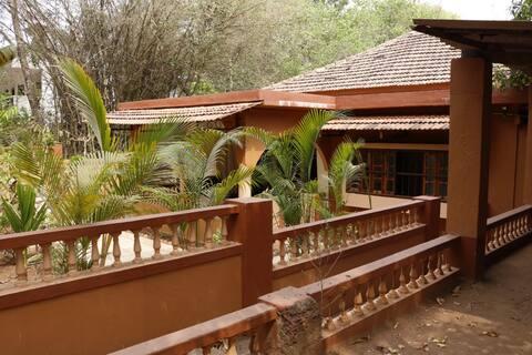 Culture Vila-authentic, local memories, Goa, India