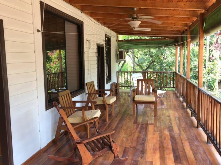 La Casa Del Río, Family apartament