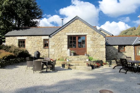 The Dairy Beautiful Barn Conversion near Falmouth - Stithians - Andere