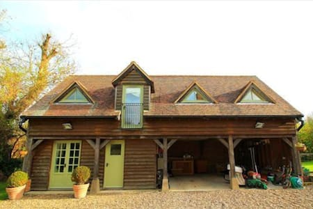 The Coach House near Clare Suffolk - Flat