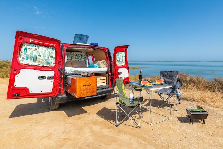 Mini Campervan: Vagabund OceanCamper® from 2020