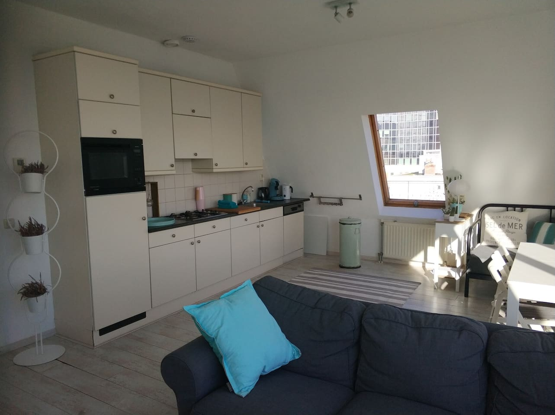 Beach and Sea apartment