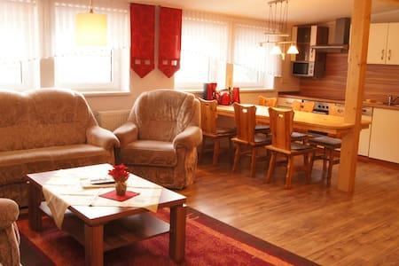 Hotel Bohlenblick - Saalfeld/Saale - Apartment - 0
