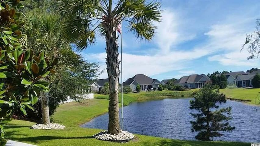 Quiet/Friendly Neighborhood Close to Intercoastal - Conway