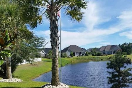 Quiet/Friendly Neighborhood Close to Intercoastal - Conway - Maison