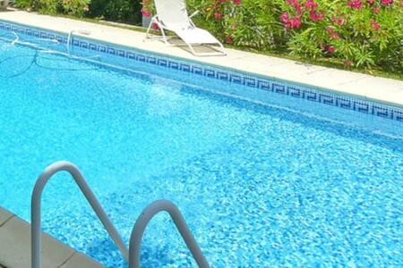 Belle villa sur terrain et piscine - Le Beausset - Σπίτι