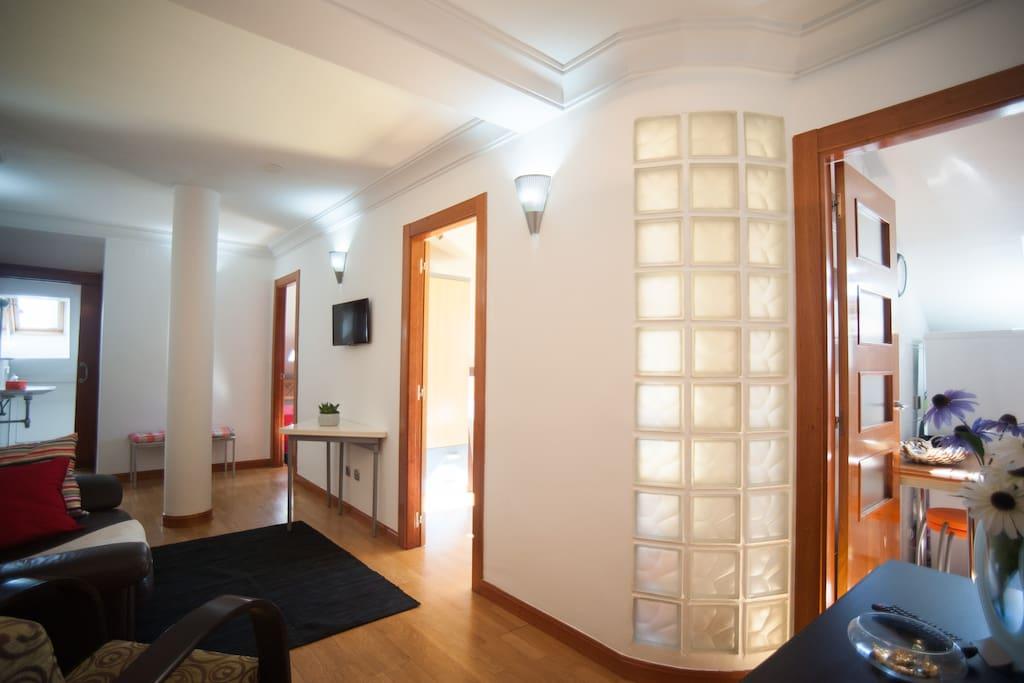 Moderno apartamento junto a plaza mayor apartamentos en alquiler en salamanca castilla y le n - Apartamentos en salamanca ...