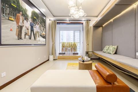 【路客】月租特惠|林光山色领秀城山泉风光两居室追求城市里的一抹清新