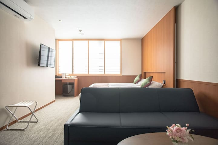 A2 Built in 2017! 12mins from Kyoto St.