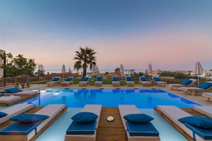 Venilia Apartments-4,A Zakynthian Paradise