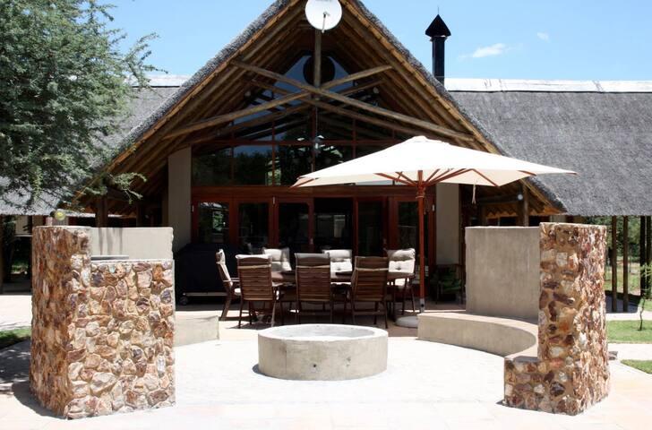 Pilansberg Private Game Lodge 2 - Pilanesberg National Park - Huis