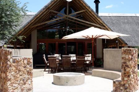 Pilansberg Private Game Lodge 2 - Pilanesberg National Park - Hus