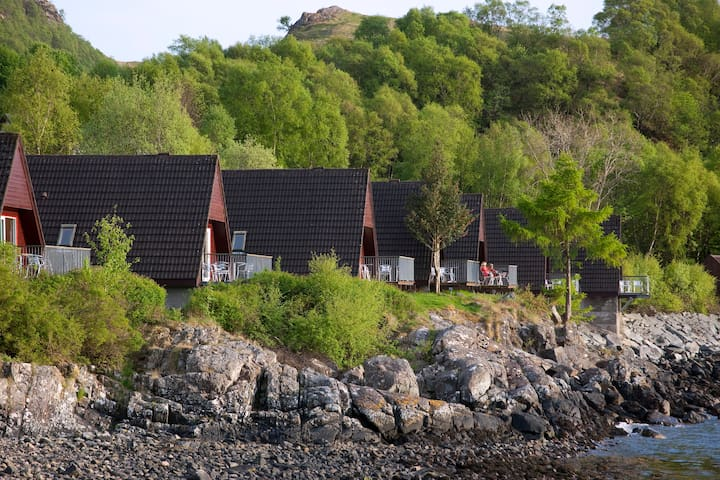 Waterfront Lodge 1 - Glencoe - Wohnung