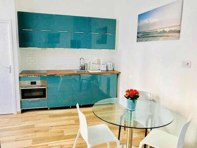 Nice renovated flat in the center of Paris