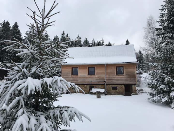 Chalet near Ski Resort in Beskydy