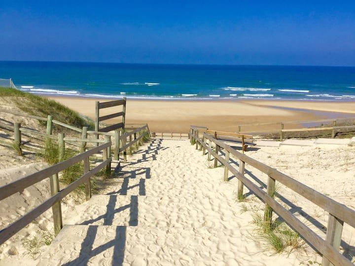 Mobilhome climatisé camping 5 étoiles plage océan