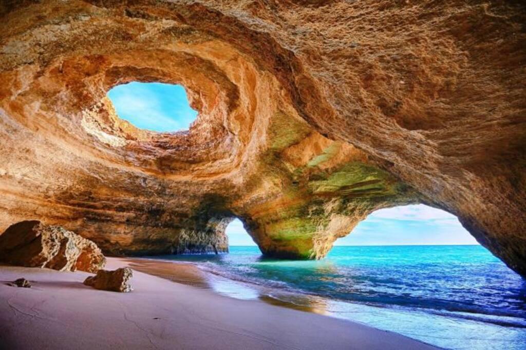 Amazing Grottoes