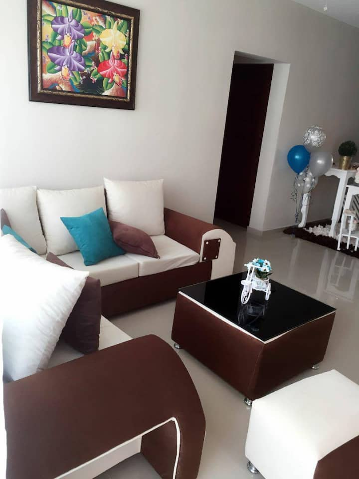 Apartmento Exclusivo y Seguro Mao