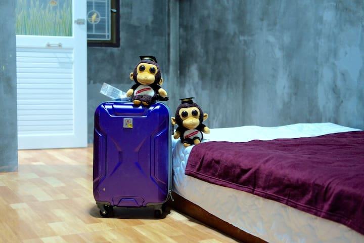 reuoen bundit hostel - Trang