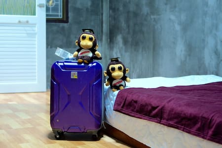 reuoen bundit hostel - Trang - Guesthouse