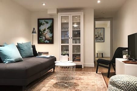 Your Own Space in Trendy Main Street Vancouver