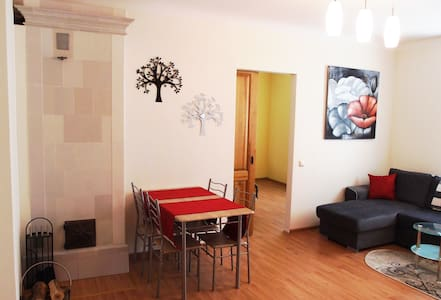 Sunny apartment close to old town - Appartement