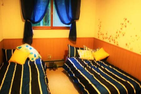 E-Joy Hostel - Fujikawaguchiko-machi - Hostel