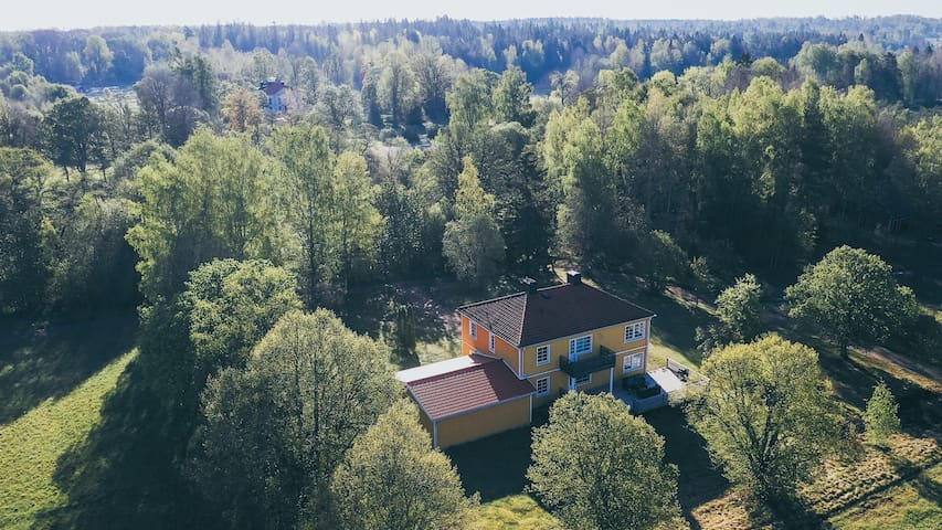 Family villa in the heart of Småland