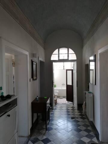 Grande e luminoso appartamento