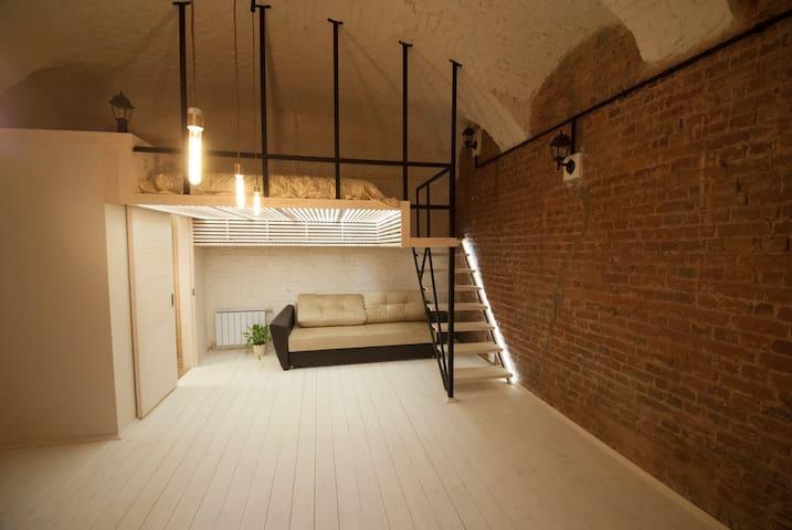 """Loft-apartments """"Kolman apart"""". 10H"""