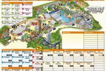 cartina movieland park a lazise
