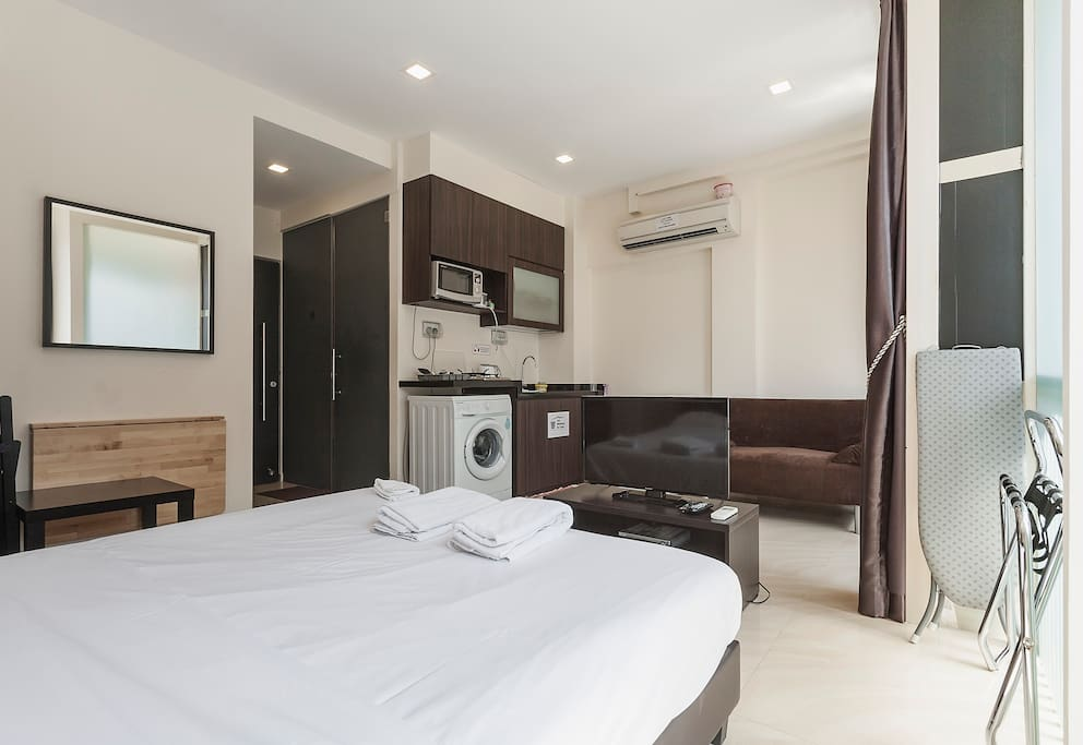 Comfortable well set up apartment!!