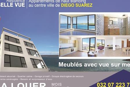 Diego Suarez - Location appartements - VUE MER