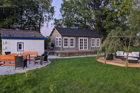 New adorable tiny house close to Düsseldorf/Messe