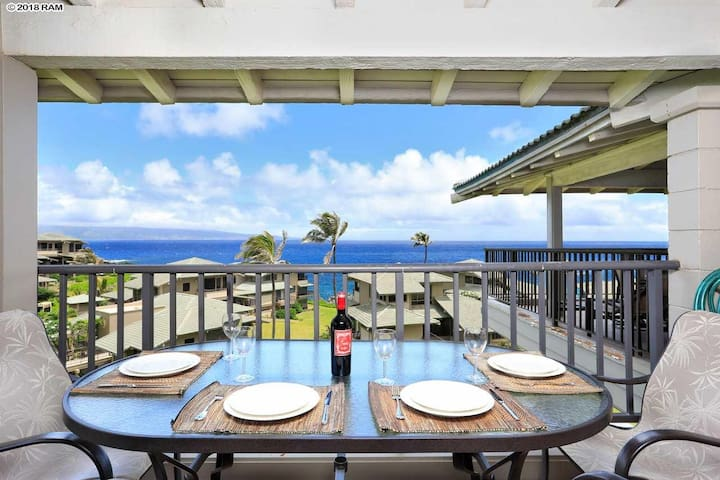 Kapalua Bay Villa with Stunning Views 1 BD/2BA