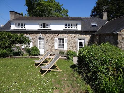 Maison de famille Bretonne à partir de 125€/nuit