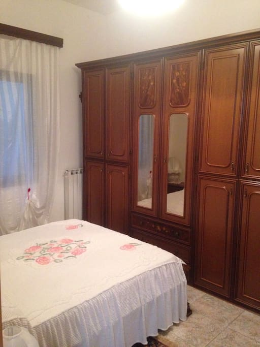 Camera matrimoniale.
