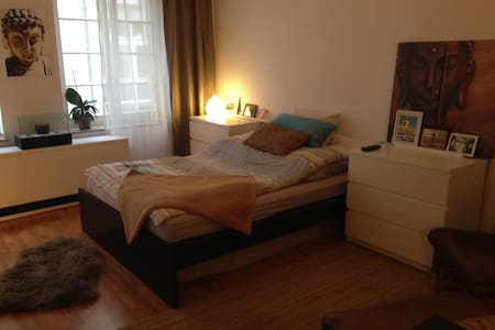 romantic flat in historic center - Lejlighed