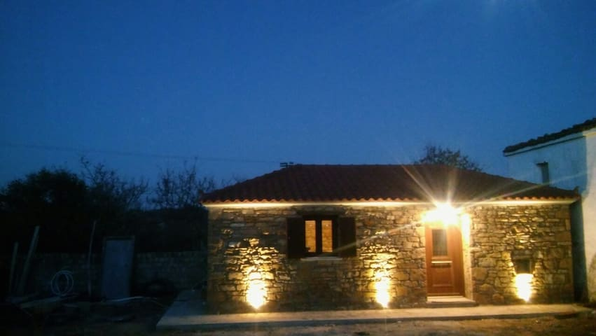 Traditional Stone House near Keros