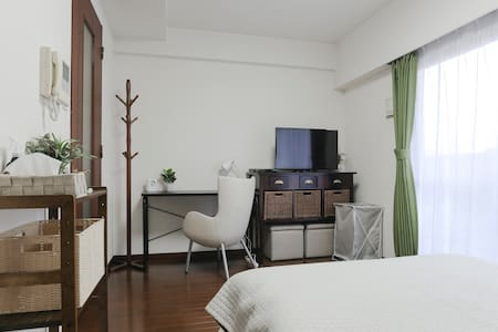 #4 Good location Cozy Apt+Free Wi-Fi - Nakagyo Ward, Kyoto - Pis