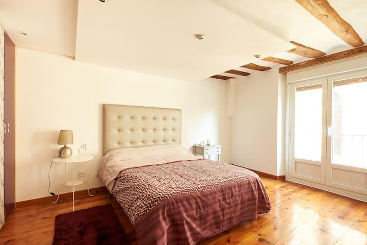 Acogedor piso en el Casco Viejo de Pamplona